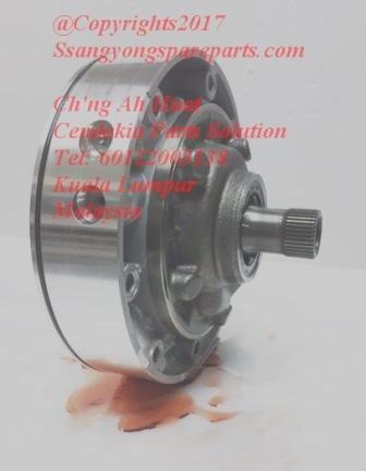 0578-508073 Oil Pump Front Actyon Sports1 Kyron Actyon Actyon Sports2 M78 6Speed Transmission