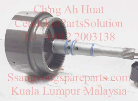 0578-689036 0578689036 Cylinder Input Shaft Actyon Sports 1 Actyon Sports 2 M78 6 Speed Transmission