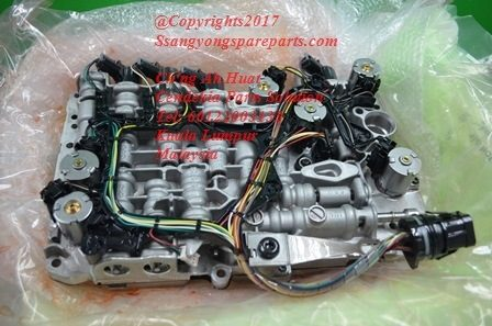 0578-736137 Body Valve Assembly M78 Dsi 6Speed Actyon Sports