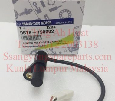 0578-750002 0578750002 Sensor Speed Output DSi 6Speed M78 Transmission Actyon Sports Kyron Actyon Sports2