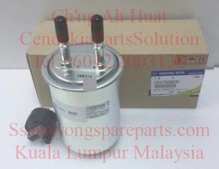 2247008B00 Water Fuel Separator & Sensor Rexton Kyron Stavic Actyon Sports