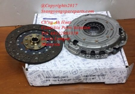 30A0009413 Clutch Disc Clutch Cover Set