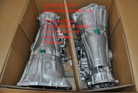 3610032000 3610009020 3610009000 3610009A20 Transmission Assembly 4Wd 6Speed Actyon Sports Actyon Kyron Rexton 2.0