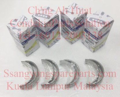 6710301160 6710301161 Connecting Rod Bearing STD Stavic 2.0 D20R Korando C D20R Actyon Sports 2