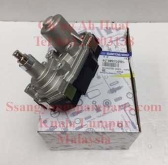 6719920295 Actuator Turbo Stavic 2.0 New