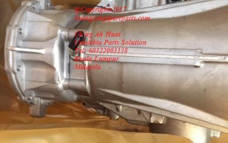 Transmission 6 Speed M78 Kyron Actyon Sports 6Speed Auto