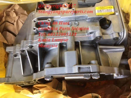 Transmission 6 Speed Rebuilt M11 AWD