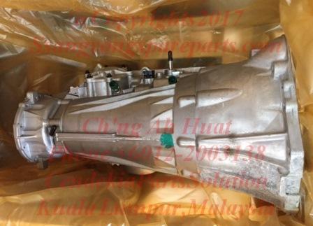 3610009020 Transmission Auto 6 Speed M78 Kyron Actyon Sports Auto