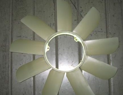 6652000423 6652000523 Fan Blade Extremely Hot Wheather