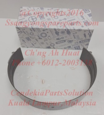 0574-557114 Brake Band Front Actyon Sports 2 Rexton Rx320 M78 6Speed-