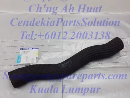 2374109060 Air Hose Intercooler Turbo Kyron