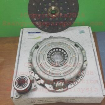 30A0021410 30A0021411 30A0021412 Clutch Kits With Cylinder Concentric Slave Disc Clutch Cover SAT Stavic Sv270 Kyron M270xDi