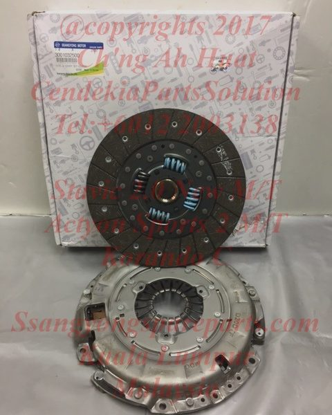 30A0032500 3001032500 Clutch Kits SAT Type Actyon Sports 2 Manual Transmission Stavic 2.0 New M/T Transmission
