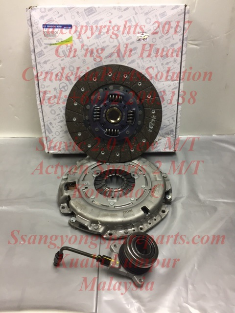 30A0032500 3001032500 Clutch Kits 3036032000 Slave Cylinder SAT Type Actyon Sports 2 Manual Transmission Stavic 2.0 New M/T Transmission