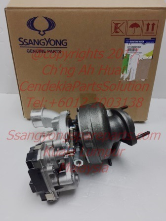 6710900780 TurboCharger Stavic Sv2.0 Actyon Sports 2 Actyon