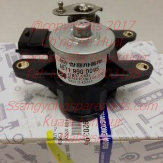 6719920395 Actuator Swirl Intake Manifold Korando C