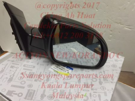 7896034900 Mirror Side Rh Actyon New Korando C