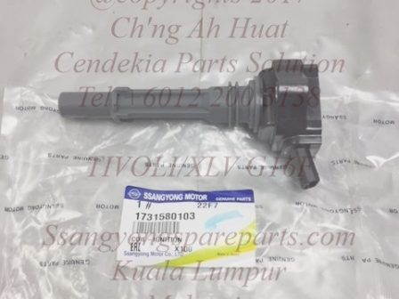 1731580103 Coil Ignition Tivoli Xlv G16F