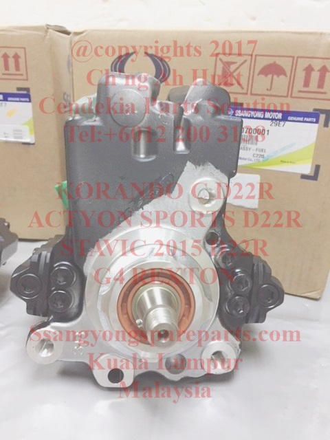 6720700001 Pump Fuel High Pressure