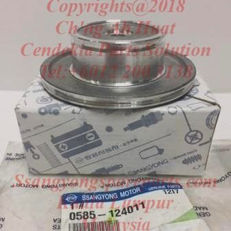 0585-124011 Piston Front Servo Kyron BTR M74 Actyon Sports M78 6Speed DSI