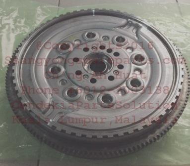 6650301205 6650302205 Flywheel Assembly SMF Dual Rx270 Stavic Sv270 Actyon Sports Kyron M270xDi