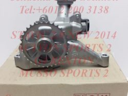 67118000401 6711800701 Oil Pump Assy Stavic 2.0 New 2014 Actyon Sports 2 G4 Rexton Musso Sports 2