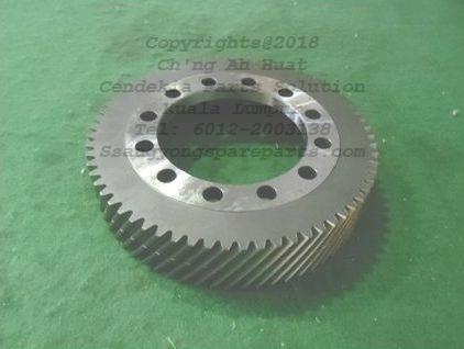 0511-033004 Gear Differential M11 DSI 6Speed