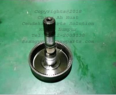 0511-689040 Shaft Assy Input M11 DSI 6Speed