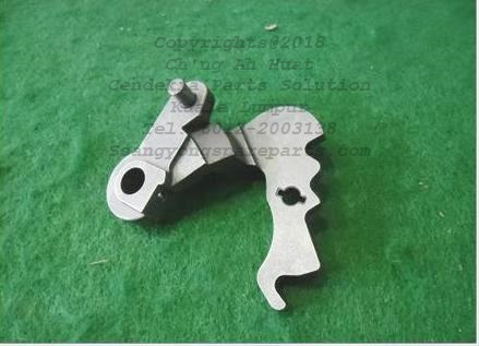 0511-598077 Lever Manual Valve Detent M11 DSI 6Speed