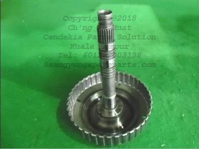 0511-689039 Shaft OverDrive M11 DSI 6Speed