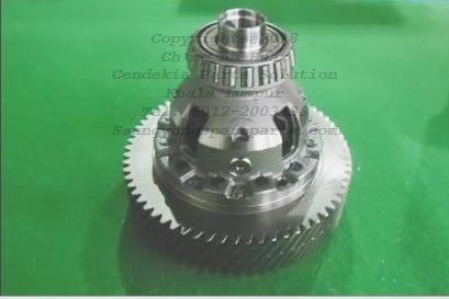 0511-698014 Gear Assy Differential Drive M11 DSI 6Speed 2Wd