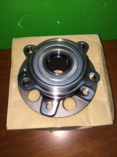 4142034001 Hub Bearing Front Wheel Rear Bearing Korando C AwD