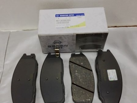 4813008260 Brake Pad Set Front Rexton Rx270