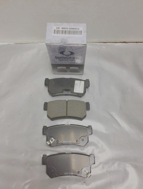 4841308051 Brake Pad Set Rear Rexton Rx270
