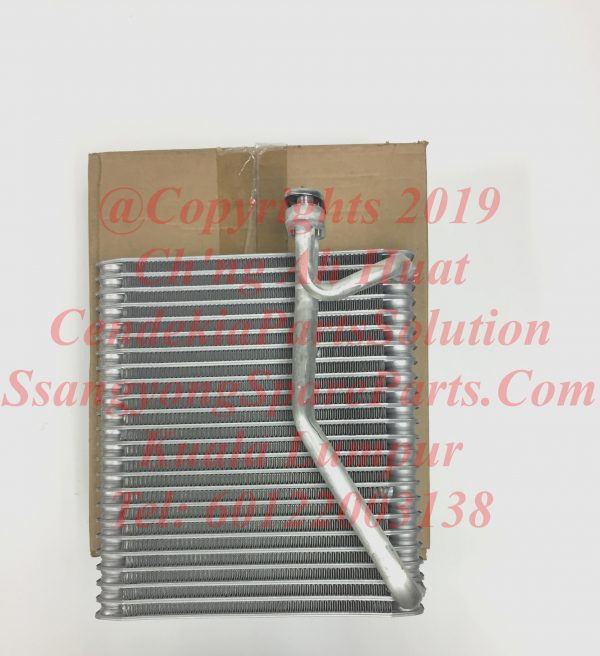 Ssangyong Stavic Rodius 270 Cooling Coil Front Evaporator Air Cond