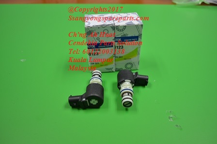 0578-640123 0578640123 Solenoid OnOff Body Valve 6Speed