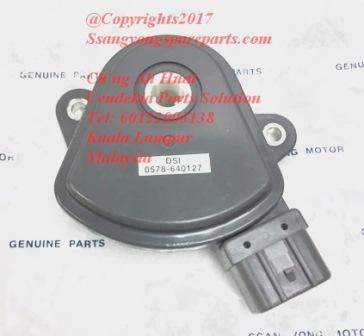 0578-640127 Switch Inhibitor Kyron Actyon Sports 2 Korando C Actyon Sports 1 M78 M11 6Speed Transmission DSI