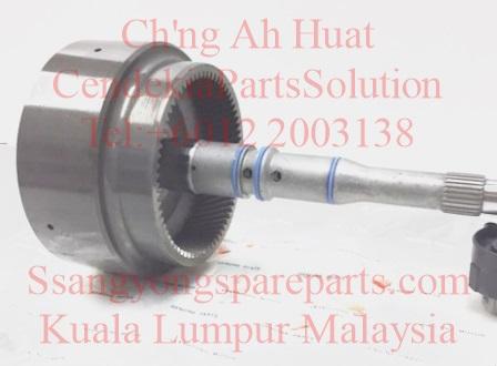 0578-689036 0578689036 Cylinder Input Shaft Actyon Sports 1 Actyon Sports 2 M78 6 Speed Transmission