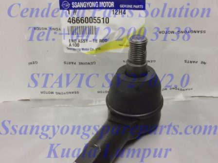 4666005510 Tie Rod End Stavic Sv270