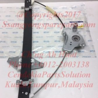 7233008001 7233008002 7233008003 Regulator Window Lifter Front Lh Rexton Rx290 Rx230 Rx280 Rx320 Rx270xDi