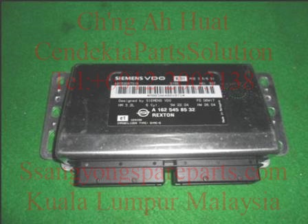 1625458532 ECU Engine Control Unit Rx320 Old KOR2004
