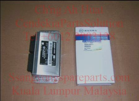 1625531002 ECU Engine Control Unit Rx320 0/6MY EU3 EU4