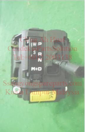 3670032D02 3670032D50 TGs Lever Shift DSI 6Speed Actyon Sports 2