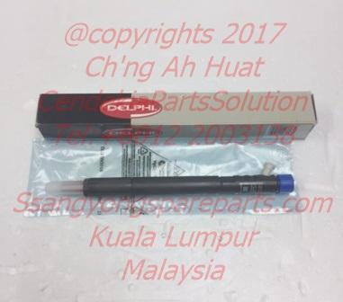 EJBR04601D Fuel Injector Delphi 6650170321