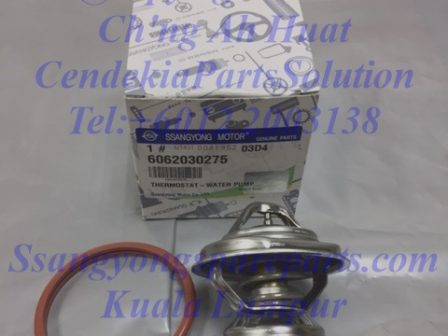 6062030275 Thermostat With ORing Kyron Actyon Sports1 Stavic Sv270 Rexton Rx270
