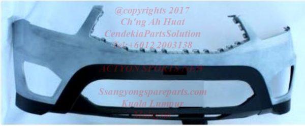 7871332501 Bumper Face Front Actyon Sport 2