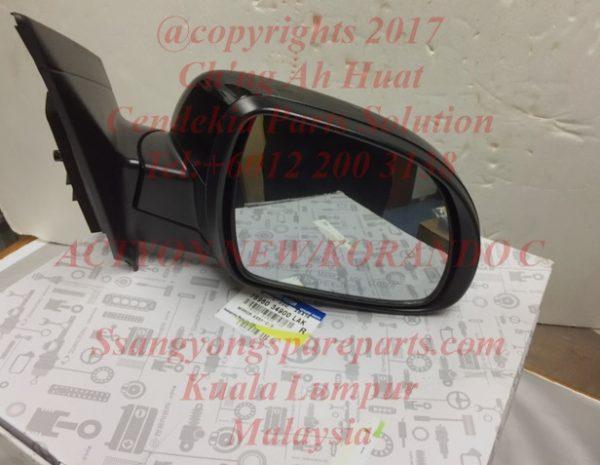 7896034900 Mirror Side Rh Actyon New Korando C