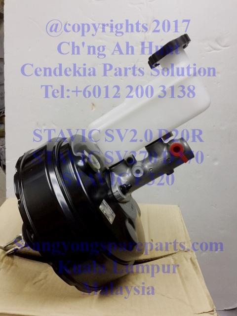 4850021102 4850021103 4850021104 Master Brake Unit Assy ABS Stavic Sv270 Sv2.0 SvE320
