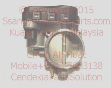 1621413025 Throttle Body