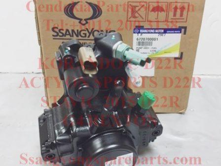 6720700001 Diesel Pump Fuel High Pressure